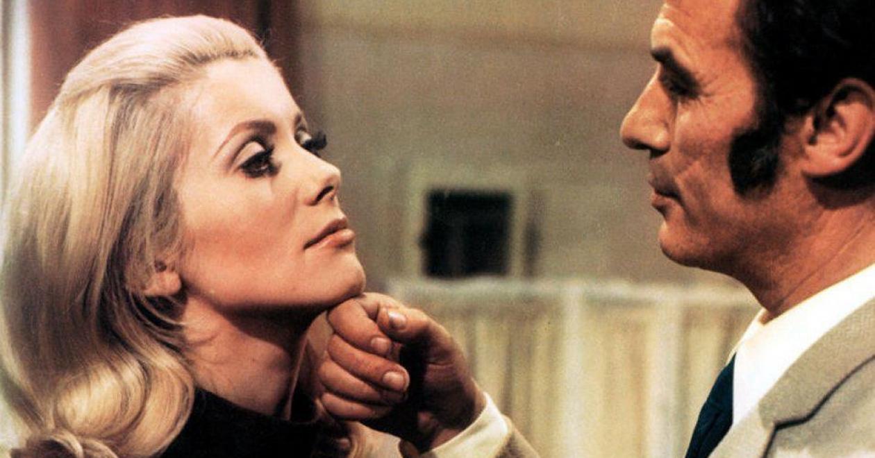 French lessons of seduction flirt catherine deneuve