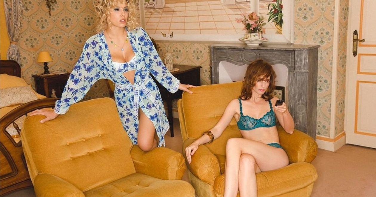 Louisa Bracq French lingerie