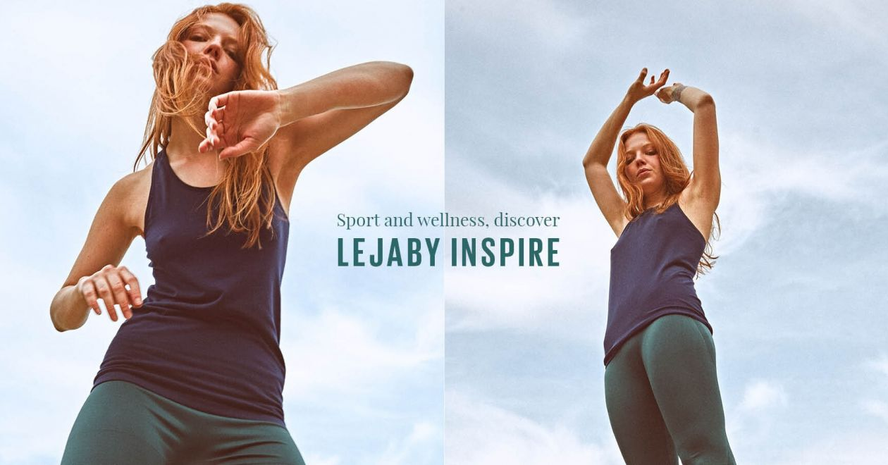 Maison Lejaby Inspire new collection