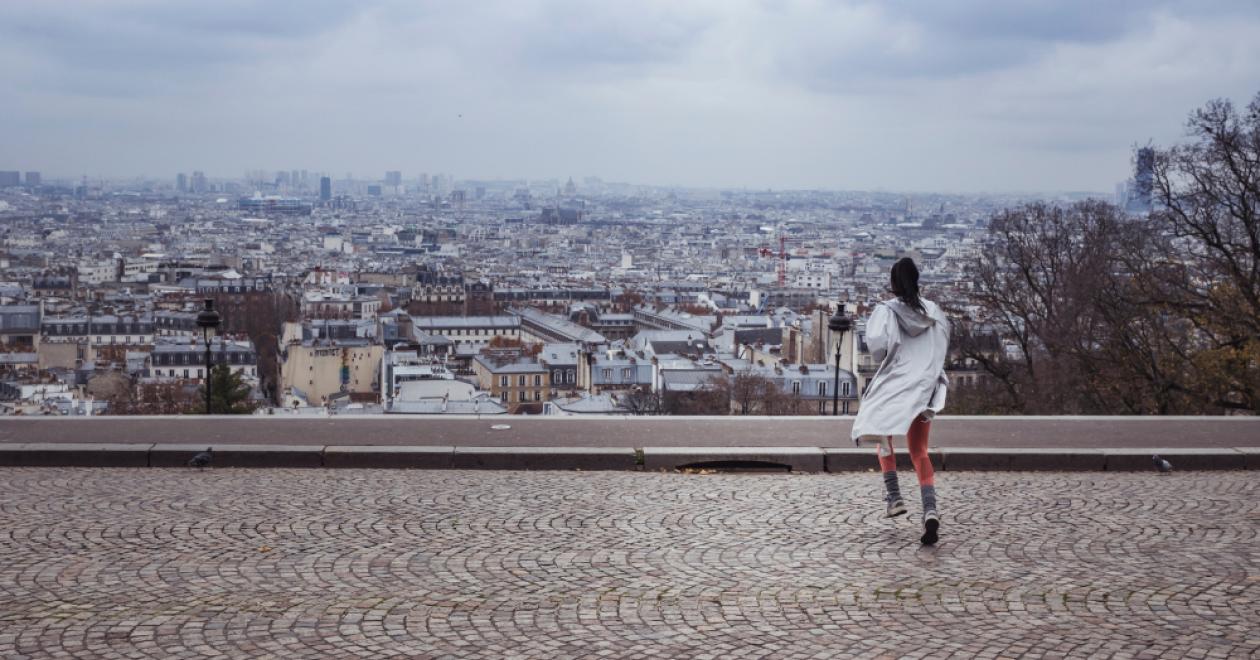 Rendez-Vous, a short film by Lingerie Francaise